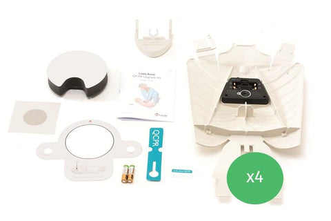 QCPR Upgrade Kit | Little Anne | 4-Pack - Shop | LivCor Australia