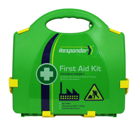 Responder Low Risk Workplace Kit | Plastic Case - Shop | LivCor Australia