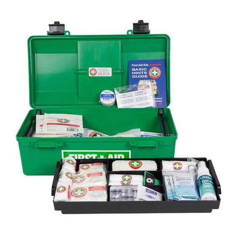 Safe Work Australia Compliant - Portable First Aid Kit - Shop | LivCor Australia