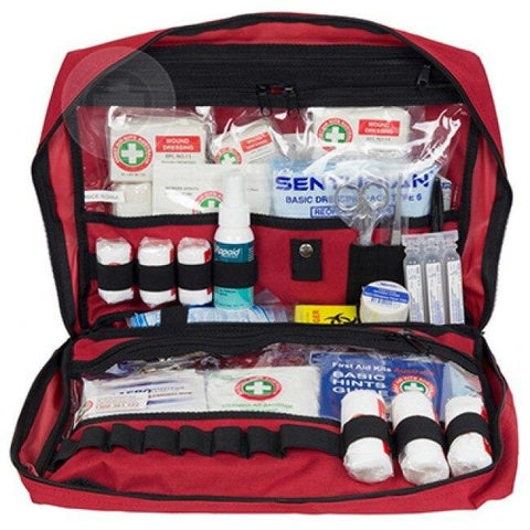 Safe Work Australia compliant - Softpack First Aid Kit - Shop | LivCor Australia
