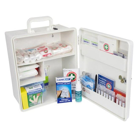 Safe Work Australia compliant - Wall Mount First Aid Kit - Shop | LivCor Australia