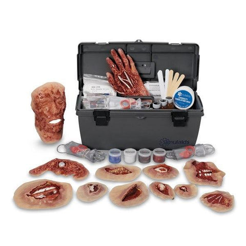 Xtreme Trauma Moulage Kit - Shop | LivCor Australia