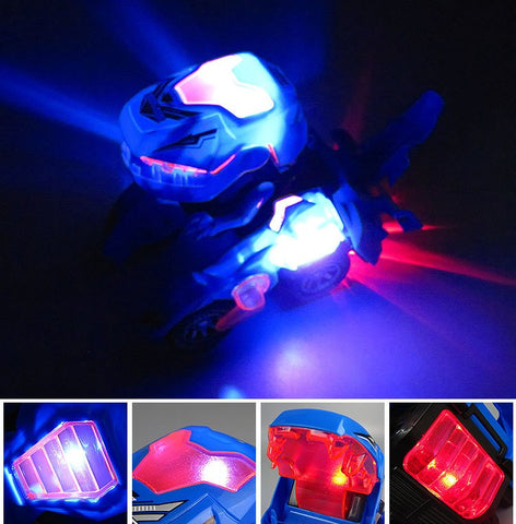 Dino Transforming LED Car ~ High Quality ~ 60/% OFF ~ US FAST SHIPPING