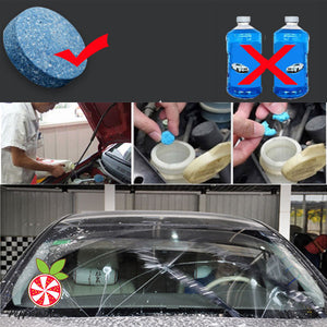 Car Wiper Cleaner Pill