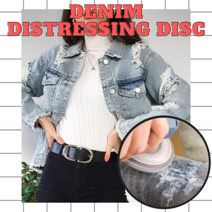 Denim Distressing Disc