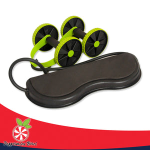 HomeGYM Full Body Workout Resistance Roller