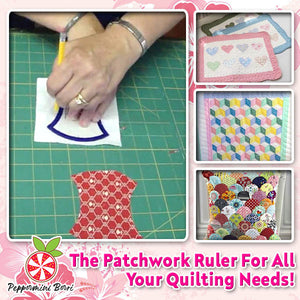 QuiltPro Patchwork Ruler