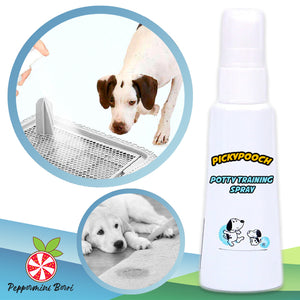 PickyPooch Potty Training Spray