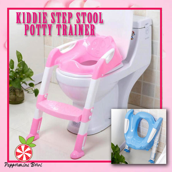 Groovy Kiddie Step Stool Potty Trainer Gamerscity Chair Design For Home Gamerscityorg