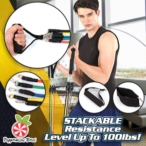 Portable Isolation Workout Set