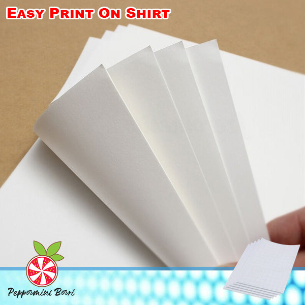 PrintOnMe Fabric Decal Paper