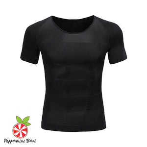 Men's Body Toning Compression Shirt