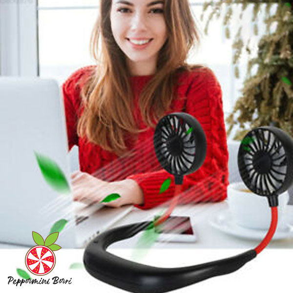 Image result for neckband fan for kitchen