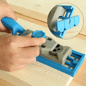 EZ Pocket Hole Drilling Jig