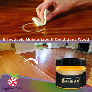 Eco Polish Wood Conditioning Beeswax