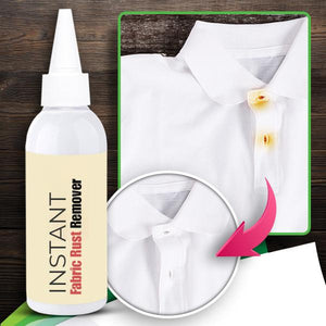 Instant Fabric Rust Remover