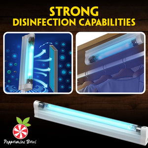 UVC Ozone Disinfection Lamp