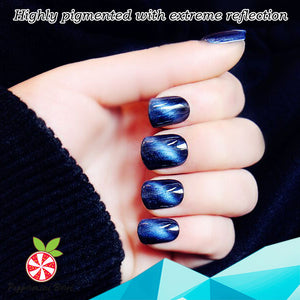 9D Galactica Cat Eye Nail Polish