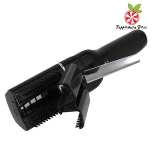 2-in-1 Split-Ends Trimming Hair Iron