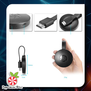 Wireless HDMI Wifi TV Receiver