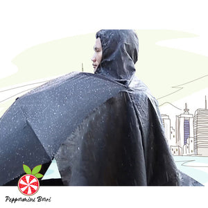 2-in-1 Umbrella Raincoat