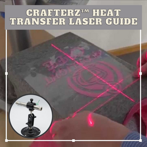 [PROMO 30% OFF] Crafterz™ Heat Transfer Laser Guide