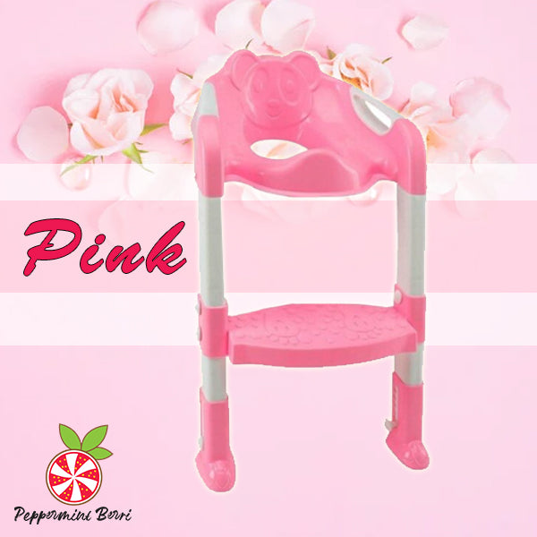 Superb Kiddie Step Stool Potty Trainer Alphanode Cool Chair Designs And Ideas Alphanodeonline