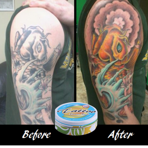 Rejuvess™ Tattoo Aftercare