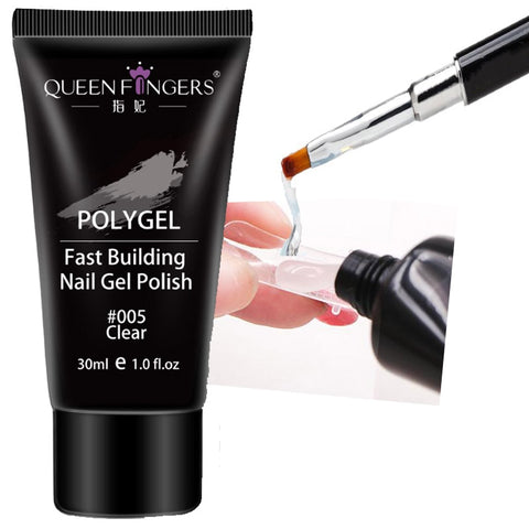 Poly Gel Quick Building UV/LED