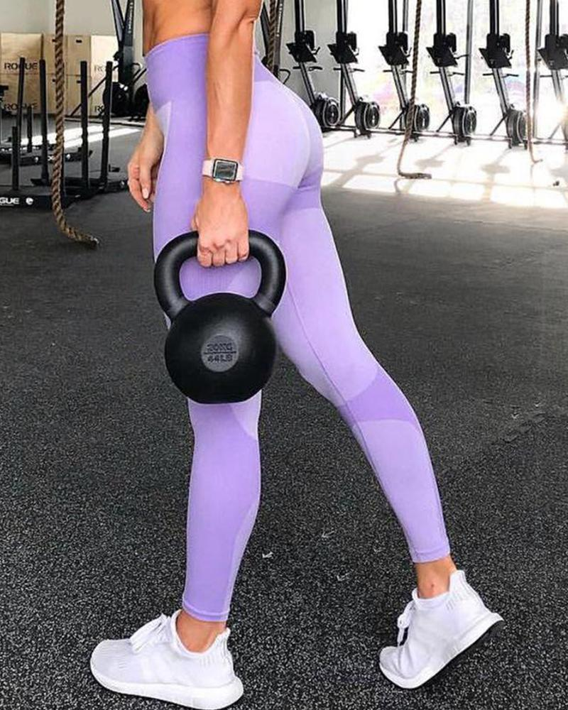 High Waist Seamless Workout Gym Tight Leggings Butt Lift Stretchy Yoga Pants