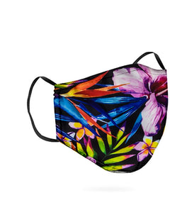 Print Breathable Mouth Mask Washable And Reusable
