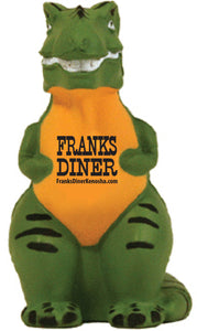 Franks Diner Mascot Stress Reliever   FD26144