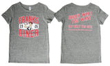 Franks Diner Ladies Tees   LTJRS