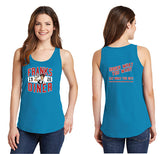 Franks Diner Ladies Tank Top  FD-LPC54TT