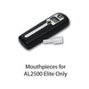 Mouthpiece 3-pack for AL2500 Elite Breathalyzer & Breath Alcohol Tester
