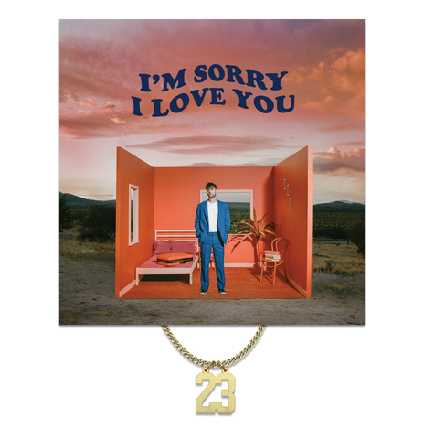 I'M SORRY I LOVE YOU DIGITAL EP + 23 NECKLACE