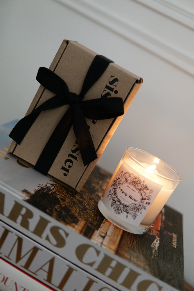 GYPSY ROSE SCENTED CANDLE