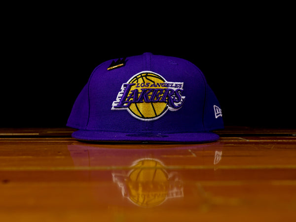 New Era Lakers 'Basquiat' Snapback [11888201]