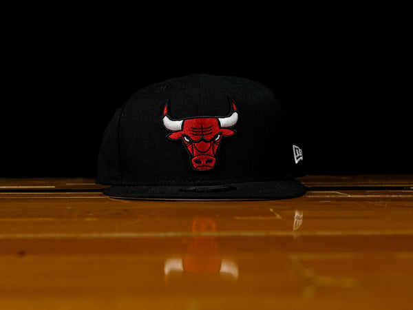 New Era Bulls 'Basquiat' Snapback [11888211]
