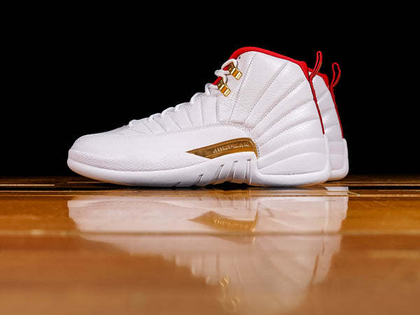 Men's Air Jordan 12 Retro 'FIBA' [130690-107]
