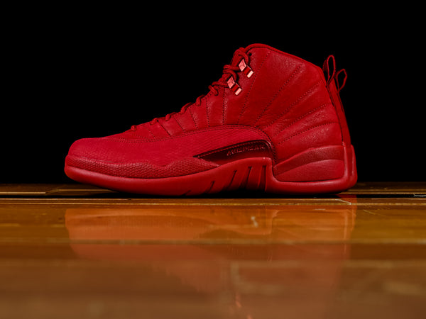 Men's Air Jordan 12 Retro 'Gym Red' [130690-601]