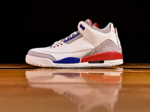 Men's Air Jordan 3 Retro 'International Flight' [136064-140]
