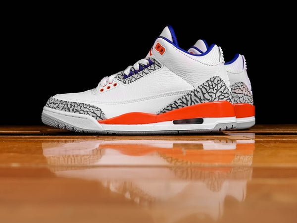 Men's Air Jordan 3 Retro 'Knicks' [136064-148]