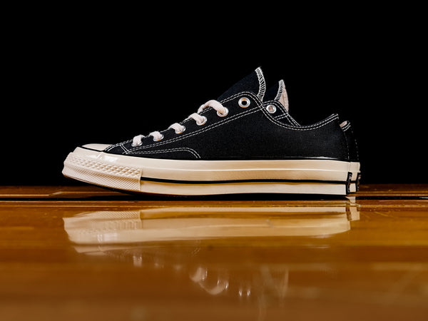 Men's Converse Chuck Taylor 70 Low 'Black' [162058C]