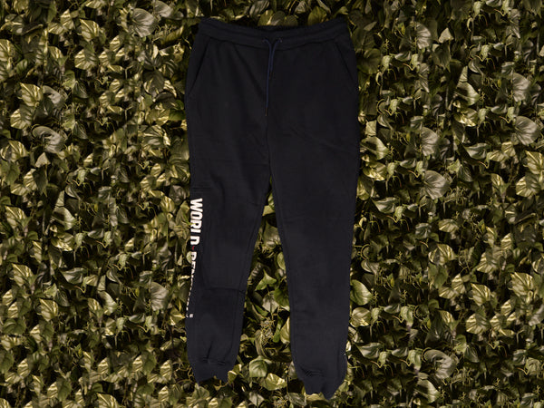 Men's Staple Pigeon 'World Renowned' Sweatpants [1710B4017]
