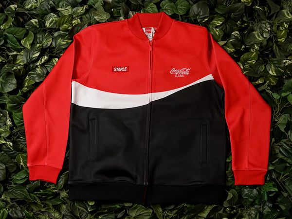 Men's Staple Coca Cola Classic Jacket [1901O5185]
