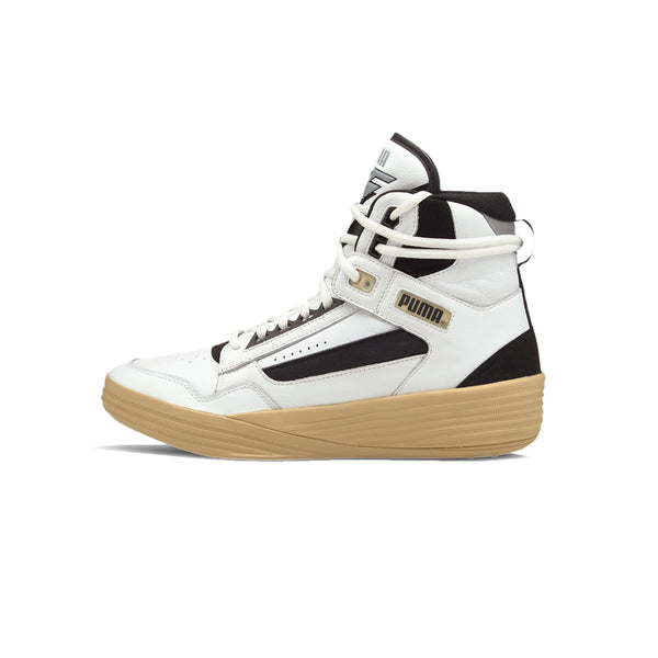 Puma Mens Rhuigi x Kuzma Clyde All-Pro Mid Shoes