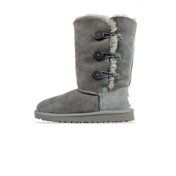 UGG Kids Bailey Button II Triplet Boots