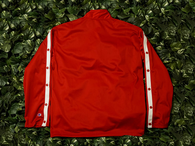 Champion EU Popper Track Jacket [213046-2WC]