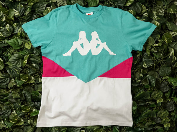 Men's Kappa Authentic 90 Bifut S/S Tee [304RMH0-939]
